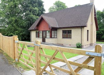 Thumbnail 2 bed detached bungalow for sale in Chestnut Grove, Muir Of Ord