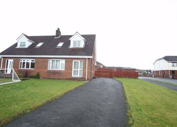 Thumbnail 3 bed semi-detached house to rent in Ashburn, Ballynahinch, Down