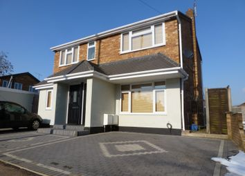 Thumbnail 2 bed maisonette to rent in Brookfield Lane (East), Cheshunt, Herts