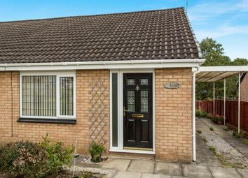 Thumbnail 2 bed bungalow for sale in Horsley Close, Chesterfield, Derbyshire