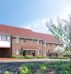 Thumbnail 2 bed terraced house for sale in Aurum Green, Crockford Lane, Chineham, Hampshire