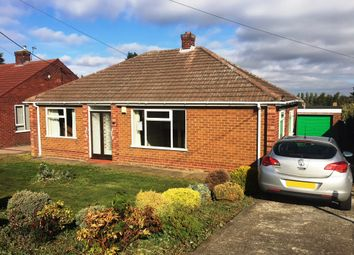 Thumbnail 3 bed detached bungalow for sale in Park Crescent, Washingborough, Lincoln