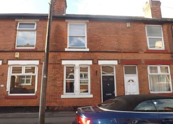 Thumbnail 2 bedroom terraced house for sale in Spalding Road, Nottingham