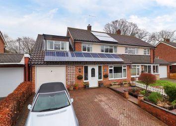 Ridge Way, Edenbridge TN8. 4 bed semi-detached house for sale