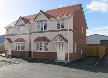 Thumbnail 3 bed detached house to rent in Garden Village, Saltney, Chester