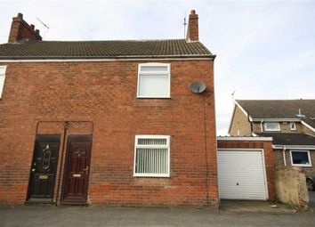 Thumbnail 2 bed semi-detached house to rent in Main Street, Skidby