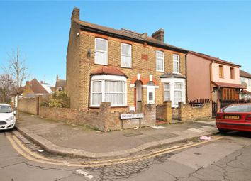 Thumbnail 3 bed semi-detached house for sale in Oakhurst Road, Enfield