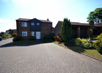 Thumbnail 4 bed detached house for sale in Sallow Avenue, Berrydale, Northampton