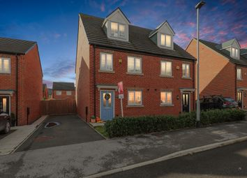 3 bed semi-detached house for sale in Castleton Way, Waverley, Rotherham S60