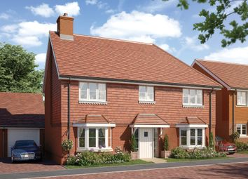 Thumbnail 5 bed detached house for sale in New Road, Hailsham