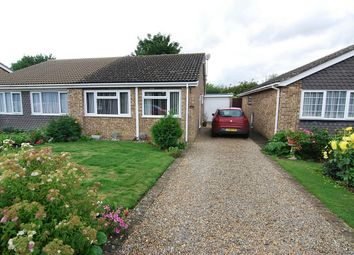 Thumbnail 2 bed semi-detached bungalow for sale in Whitehall Way, Perry, Cambridgeshire