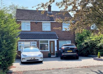 Thumbnail 4 bed detached house for sale in Dean Drive, Wilmslow