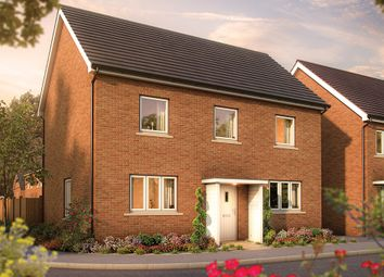 "Thumbnail 4 bedroom detached house for sale in ""The Chestnut"" at Mcnamara Street, Longhedge, Salisbury"