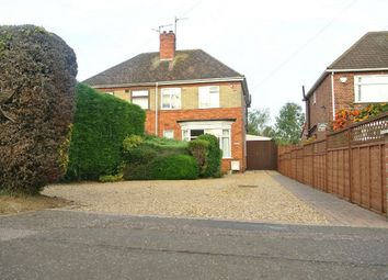 Thumbnail 3 bed semi-detached house for sale in Fulbridge Road, Werrington, Peterborough, Cambridgeshire
