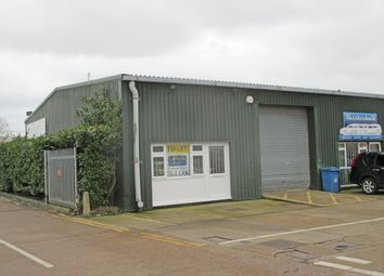 Thumbnail Industrial to let in Unit 3 Potts Marsh Estate, Eastbourne Road, Westham, Pevensey
