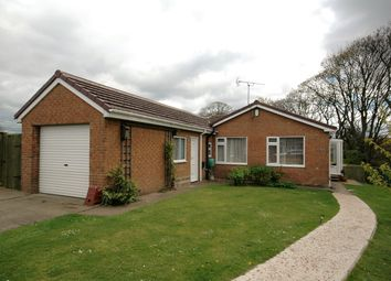 Thumbnail 2 bed bungalow for sale in Rosecroft Avenue, Loftus, Saltburn-By-The-Sea