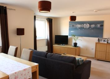 Thumbnail 2 bedroom flat for sale in Clayburn Road, Hampton Centre, Peterborough