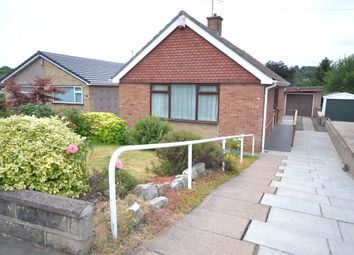 Thumbnail 2 bed detached bungalow for sale in Stubbsfield Road, Newcastle-Under-Lyme