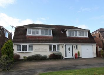 Thumbnail 4 bed detached house for sale in Netherfield Road, Sandiacre
