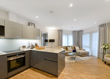 Thumbnail 2 bed flat for sale in Trafalgar House, Battersea Reach