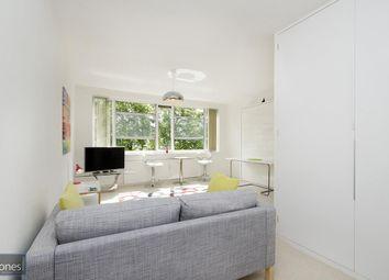 Thumbnail  Studio to rent in Straffan Lodge, Belsize Grove, London