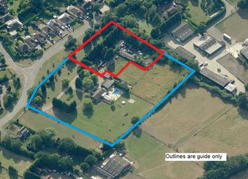 Thumbnail Land for sale in Former Breakers Yard Oakhill Road, Stapleford Abbots, Essex