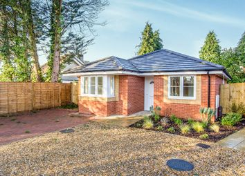 Thumbnail 2 bed detached bungalow for sale in Mead End Road, Denmead, Waterlooville