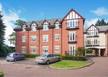 Thumbnail 2 bed flat for sale in 303 Welford Road, Northampton
