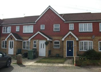 Thumbnail 2 bed terraced house to rent in Dagdale Drive, Didcot