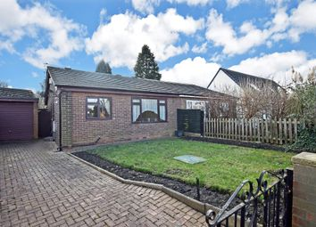 Thumbnail 1 bed semi-detached bungalow for sale in Hare Park Lane, Crofton, Wakefield
