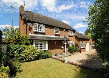 Thumbnail 5 bedroom detached house for sale in New Road, Woolmer Green, Knebworth