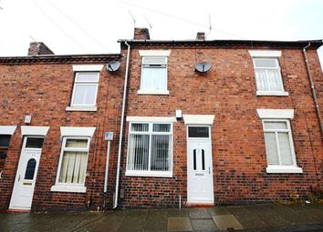 Thumbnail 2 bed terraced house for sale in Stedman Street, Northwood, Stoke-On-Trent