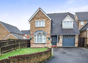 Thumbnail 4 bed detached house for sale in Heol Glynderwen, Waunceirch, Neath