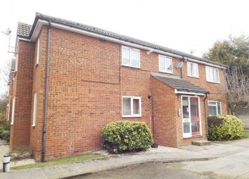 Thumbnail 1 bed flat for sale in Haslemere Road, Wickford, Essex