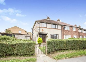 3 bed semi-detached house for sale in Cromwell Road, Southowram, Halifax, West Yorkshire HX3
