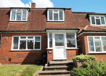 Thumbnail 3 bedroom terraced house to rent in Radstock Way, Merstham, Redhill
