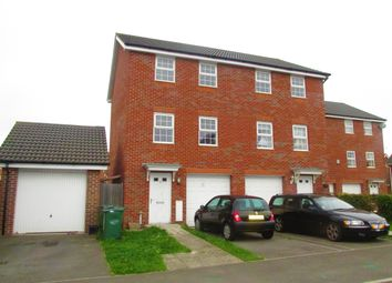 Thumbnail 3 bed town house for sale in Argosy Crescent, Eastleigh