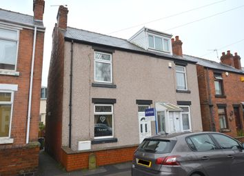 Thumbnail 2 bed semi-detached house for sale in James Street, Chesterfield