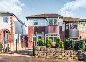 Thumbnail 3 bed semi-detached house for sale in Hinde House Lane, Sheffield