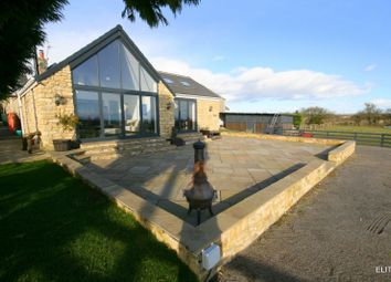 Thumbnail 4 bed barn conversion for sale in Bishop Middleham, Ferryhill