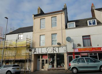 Thumbnail 1 bed flat for sale in Albert Road, Stoke, Plymouth
