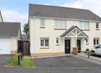 Thumbnail 3 bed semi-detached house for sale in Myrtle Meadows, Steynton, Milford Haven