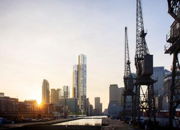 Thumbnail 1 bed flat for sale in 183-185, South Quay Plaza, Marsh Wall