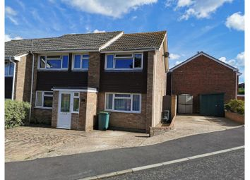 Thumbnail 4 bed semi-detached house for sale in Yarborough Close, Godshill