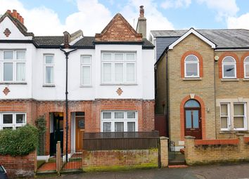 Thumbnail 2 bed end terrace house for sale in Inverton Road, Nunhead