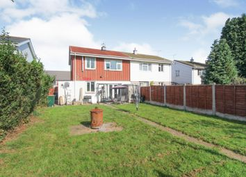 Thumbnail 3 bed semi-detached house for sale in Howcotte Green, Coventry