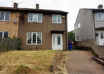 Thumbnail 3 bed semi-detached house for sale in Ellershaw Lane, Doncaster