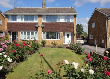 Thumbnail 3 bed semi-detached house for sale in Church Road, Altofts