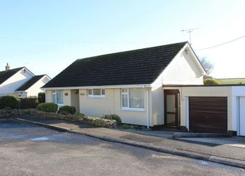 Thumbnail 2 bed detached bungalow for sale in Trevear Close, St. Austell