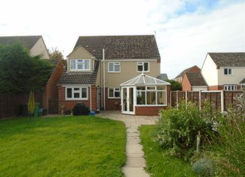 Thumbnail 4 bed detached house for sale in The Grove, Bomere Heath